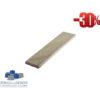 Sandstein Mint Bahnen, Oberfläche spaltrau, gesägt 10/frei/2,5 cm